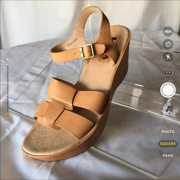 fc3cd209fe Kork-Ease Shoes | Korkease Wedge Sandals | Poshmark